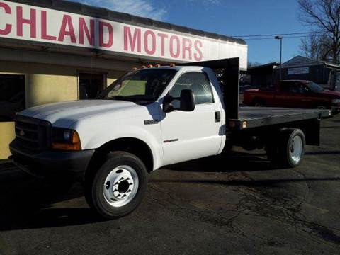 1999 Ford F-550 for sale in Kansas City, MO