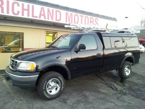 2001 Ford F-150 for sale in Kansas City, MO