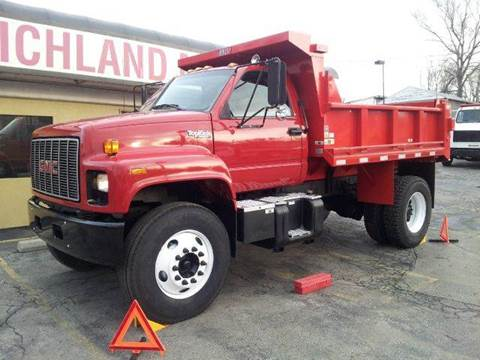 1996 GMC TOPKICK for sale in Kansas City, MO