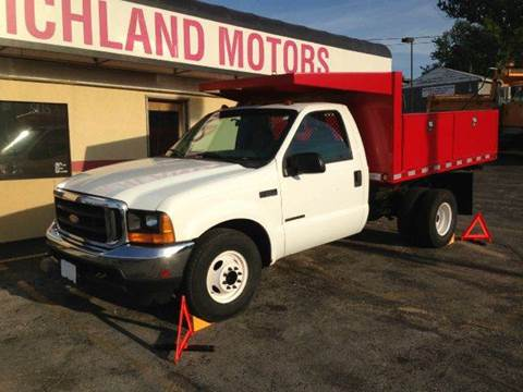2001 Ford F-350 for sale in Kansas City, MO
