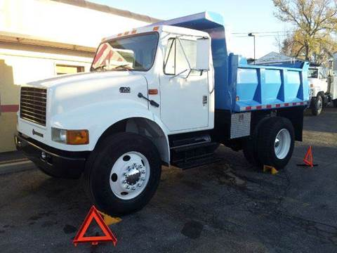 1999 International 4700 for sale in Kansas City, MO