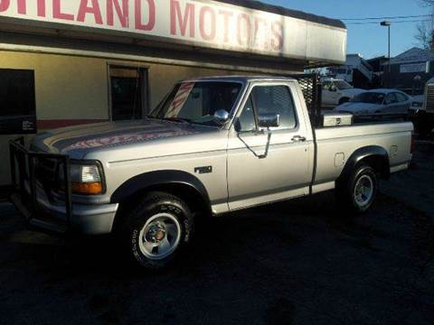 1993 Ford F-150 for sale in Kansas City, MO