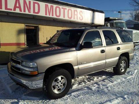 2003 Chevrolet Tahoe for sale in Kansas City, MO