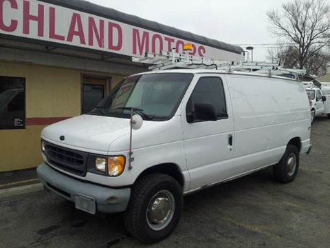2002 Ford E-Series Cargo for sale in Kansas City, MO