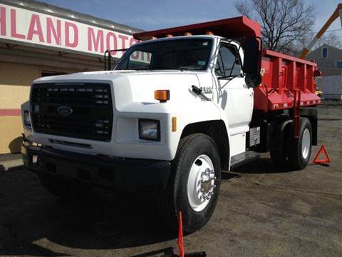 1991 Ford F-800 for sale in Kansas City, MO