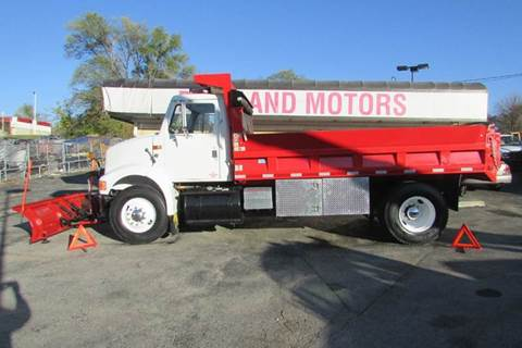 1998 International 4900 for sale in Kansas City, MO