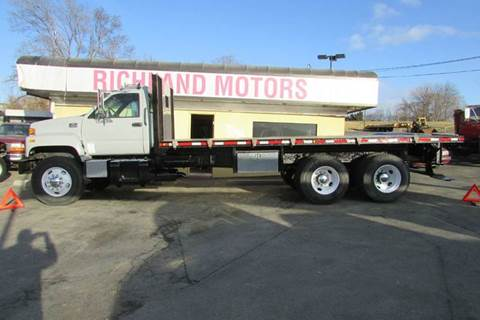 2002 GMC C7500 for sale in Kansas City, MO