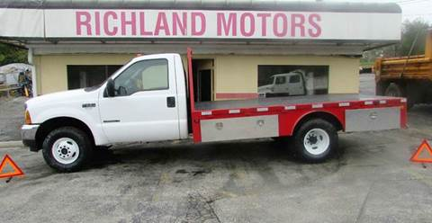 2001 Ford F-350 Super Duty for sale in Kansas City, MO