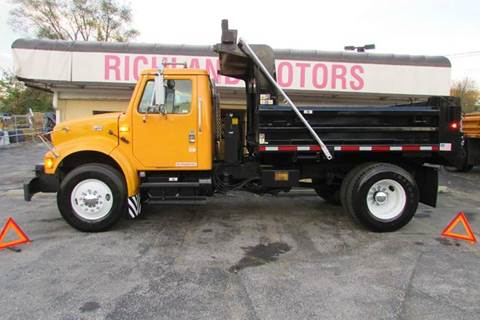 2000 International 4900 for sale in Kansas City, MO