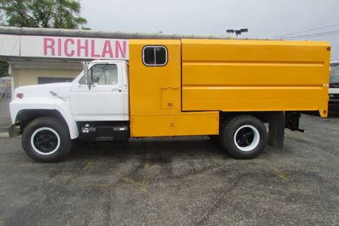 1995 Ford F-700 for sale in Kansas City, MO