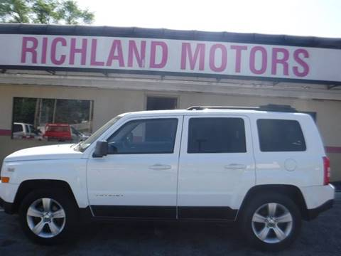 2013 Jeep Patriot for sale in Kansas City, MO