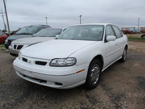 1999 Oldsmobile Cutlass for sale in Liberal, KS