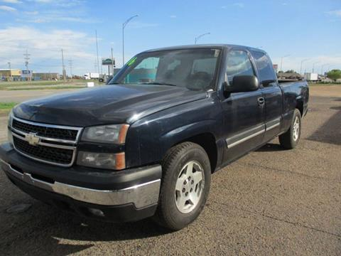 2006 Chevrolet Silverado 1500 for sale at Sunrise Auto Sales in Liberal KS