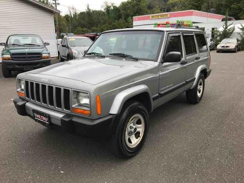 2001 Jeep Cherokee For Sale In Wilton, CT
