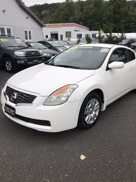 2009 Nissan Altima for sale in Wilton, CT
