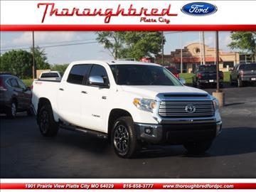 2016 Toyota Tundra for sale in Platte City, MO