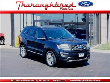 2017 Ford Explorer for sale in Platte City, MO
