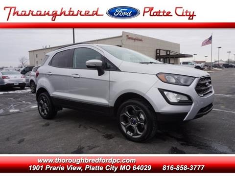 2018 Ford EcoSport for sale in Platte City, MO