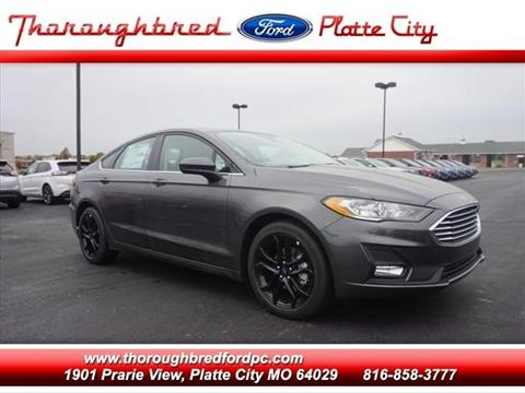 2019 Ford Fusion for sale in Platte City, MO