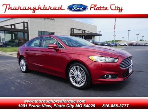 2016 Ford Fusion for sale in Platte City, MO