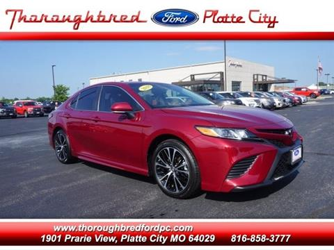 2018 Toyota Camry for sale in Platte City, MO
