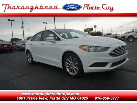 2017 Ford Fusion for sale in Platte City, MO