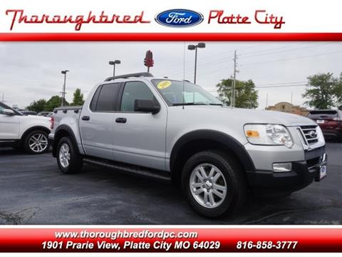 2009 Ford Explorer Sport Trac for sale in Platte City, MO