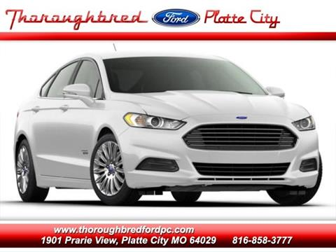 2020 Ford Fusion for sale in Platte City, MO