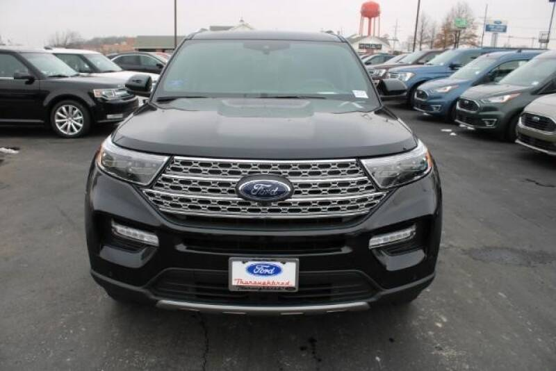 2020 Ford Explorer Limited (image 11)