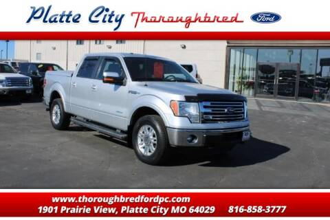 2013 Ford F-150 for sale at Throughbred Sales Ford of Platte City  - Throughbred Sales Ford of Platte City in Platte City MO