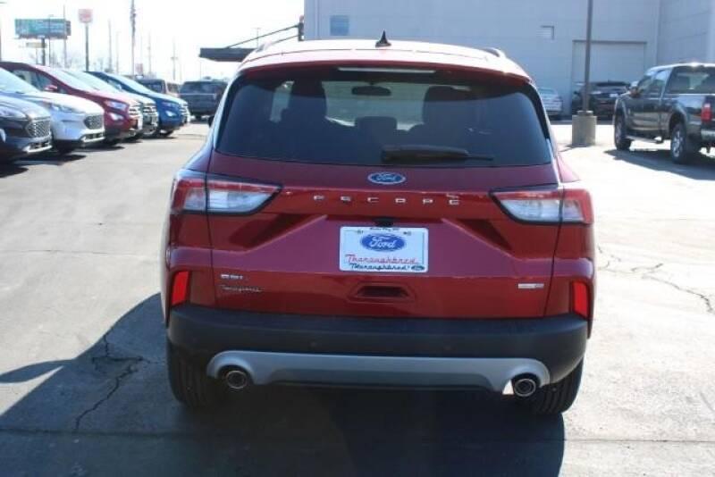 2020 Ford Escape SEL (image 8)