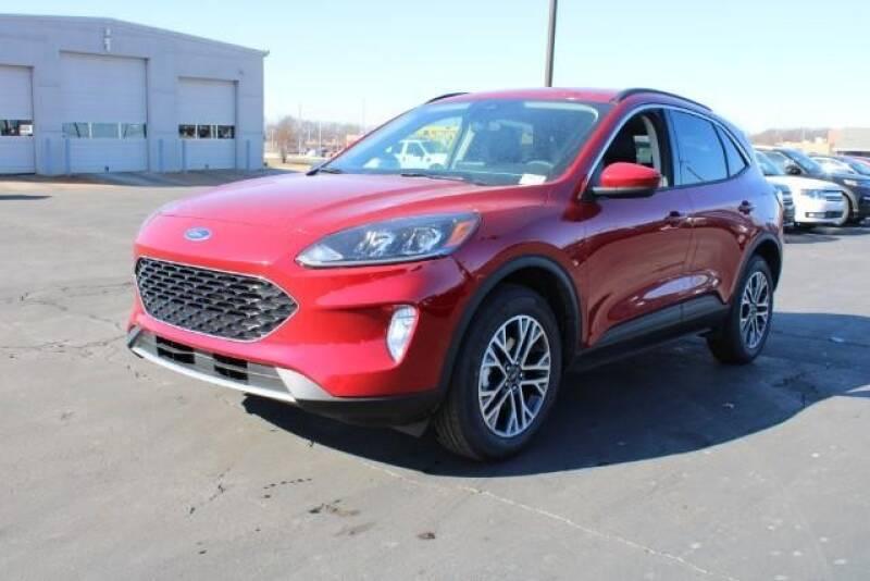 2020 Ford Escape SEL (image 12)