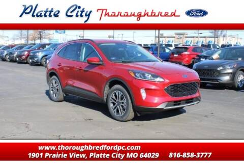 2020 Ford Escape SEL for sale at Throughbred Sales Ford of Platte City  - Throughbred Sales Ford of Platte City in Platte City MO