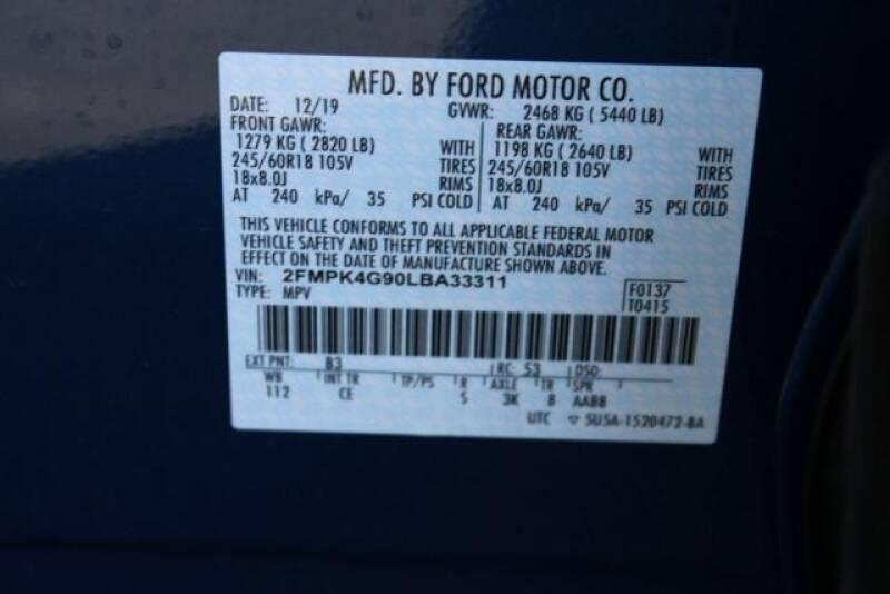 2020 Ford Edge SE (image 32)