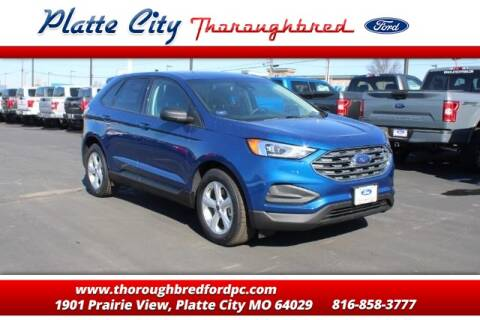 2020 Ford Edge SE for sale at Throughbred Sales Ford of Platte City  - Throughbred Sales Ford of Platte City in Platte City MO