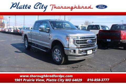 2020 Ford F-250 Super Duty for sale at Throughbred Sales Ford of Platte City  - Throughbred Sales Ford of Platte City in Platte City MO