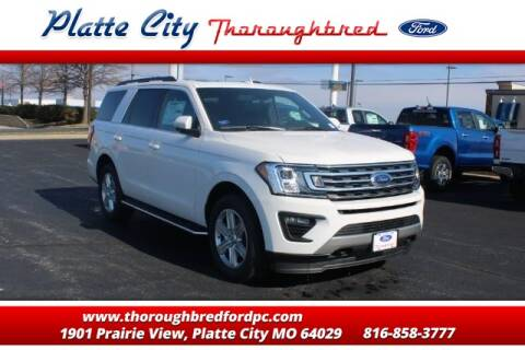 2020 Ford Expedition XLT for sale at Throughbred Sales Ford of Platte City  - Throughbred Sales Ford of Platte City in Platte City MO
