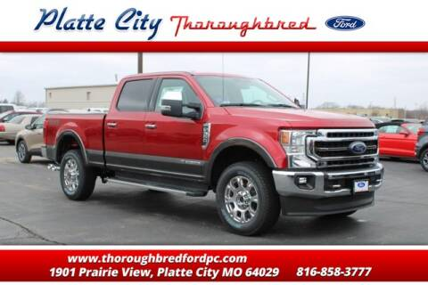 2020 Ford F-350 Super Duty for sale at Throughbred Sales Ford of Platte City  - Throughbred Sales Ford of Platte City in Platte City MO