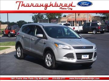 2016 Ford Escape for sale in Platte City, MO