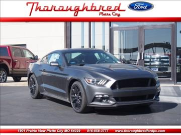 2017 Ford Mustang for sale in Platte City, MO
