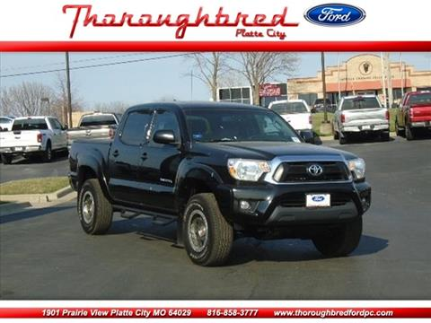 2012 Toyota Tacoma for sale in Platte City, MO
