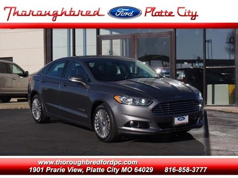 2014 Ford Fusion Hybrid for sale in Platte City, MO