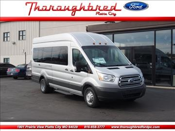 2017 Ford Transit Wagon for sale in Platte City, MO