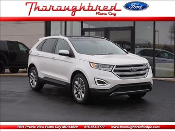 2017 Ford Edge for sale in Platte City, MO