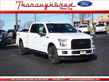 2017 Ford F-150 for sale in Platte City, MO