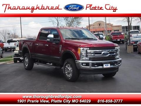 2017 Ford F-250 Super Duty for sale in Platte City, MO