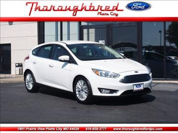 2016 Ford Focus for sale in Platte City, MO