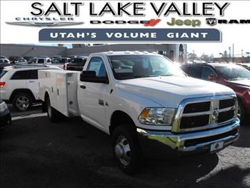 2012 RAM Ram Chassis 3500 for sale in Salt Lake City, UT