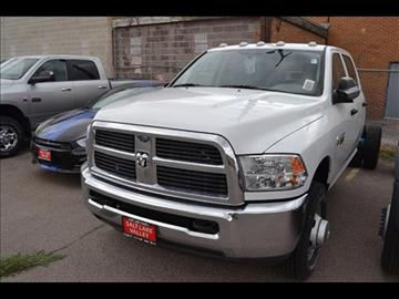 2012 RAM Ram Chassis 3500 for sale in Salt Lake City UT