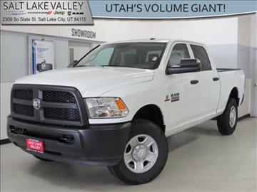 2013 RAM Ram Pickup 3500 for sale in Salt Lake City, UT